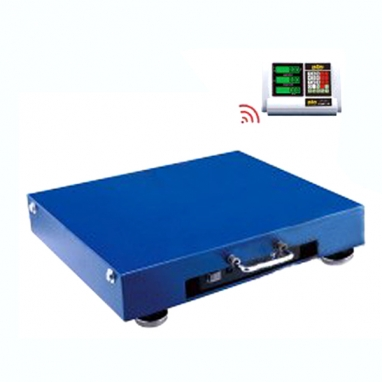 Весы счетные платформенные электронные беспроводные  BLES-150  (150 кг)