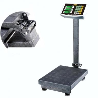Весы счетные платформенные электронные с наклоном SIBS-150N (150 кг)